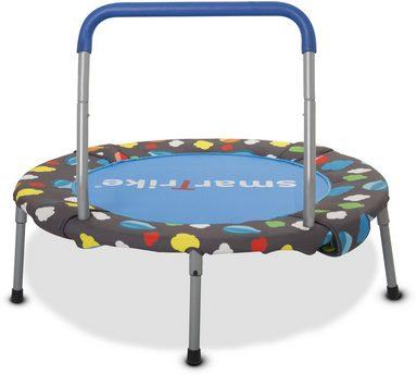 smartrike kindertrampolin trampolin 2 in 1 90 cm. Black Bedroom Furniture Sets. Home Design Ideas