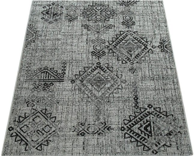 Teppich »Coco 202«, Paco Home, rechteckig, Höhe 16 mm