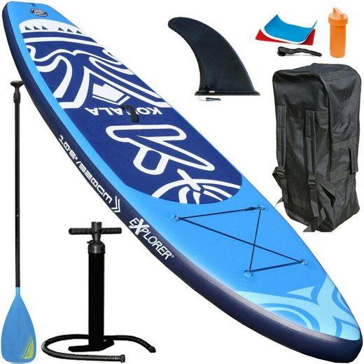 EXPLORER Inflatable SUP-Board »Explorer KOHALA SUP 320«