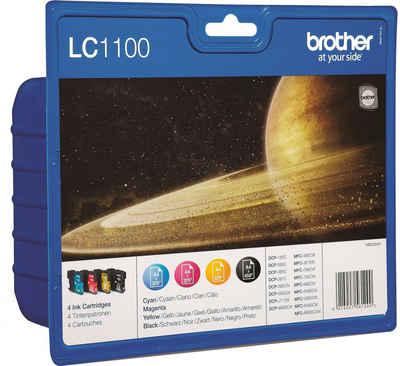 Brother »LC1100 TINTE VALUEPACK« Tintenpatrone