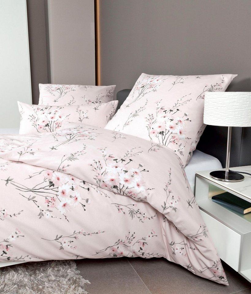 Bettwäsche Chinchilla S 78024 Janine Mit Floralem Muster Online