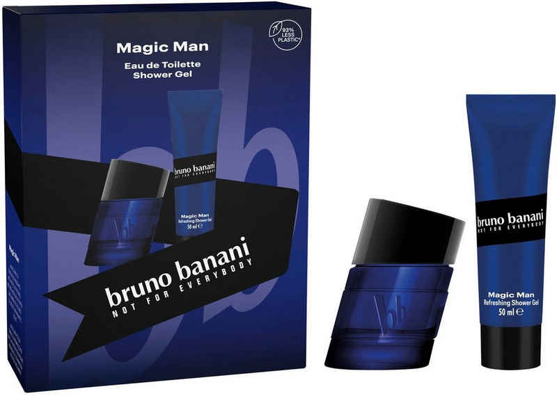 Bruno Banani Duft-Set »bruno banani Magic Man«, 2-tlg.
