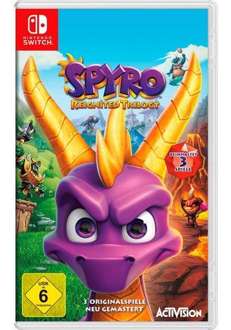 Spyro Reignited Trilogy Nintendo Switc...