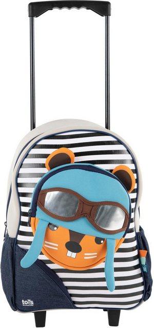 smarTrike® Kinderkoffer »Trolley Eichhörnchen«, 2 Rollen | Taschen > Koffer & Trolleys > Trolleys | smarTrike®