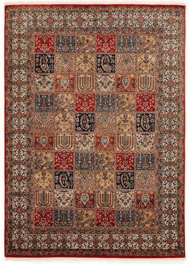 Teppich »Vasuki«, OCI DIE TEPPICHMARKE, rechteckig, Höhe 4 mm, handgeknüpft