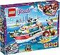 LEGO® Konstruktionsspielsteine »Boot für Rettungsaktionen (41381), LEGO® Friends«, (908 St), Bild 2