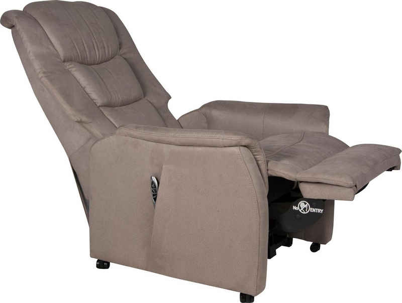 Duo Collection TV-Sessel »Vicenza«, Fernsehsessel mit Aufstehhilfe und easy matic® Funktion