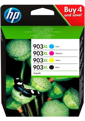 HP »903XL Original Kombi-Pack juoda spalv...