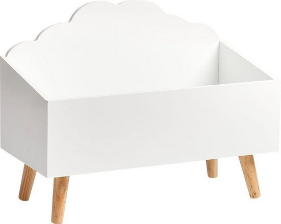 Zeller Present Spielzeugtruhe »Wolke«