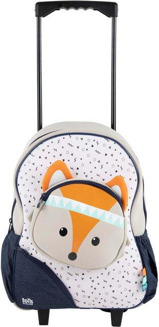 smarTrike® Kinderkoffer »Trolley Fuchs«, 2 Rollen | Taschen > Koffer & Trolleys > Trolleys | smarTrike®