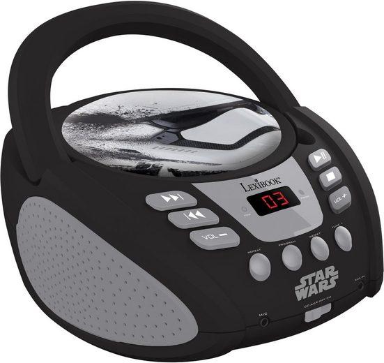 Lexibook® »Disney Star Wars« CD-Player (mit Radio)