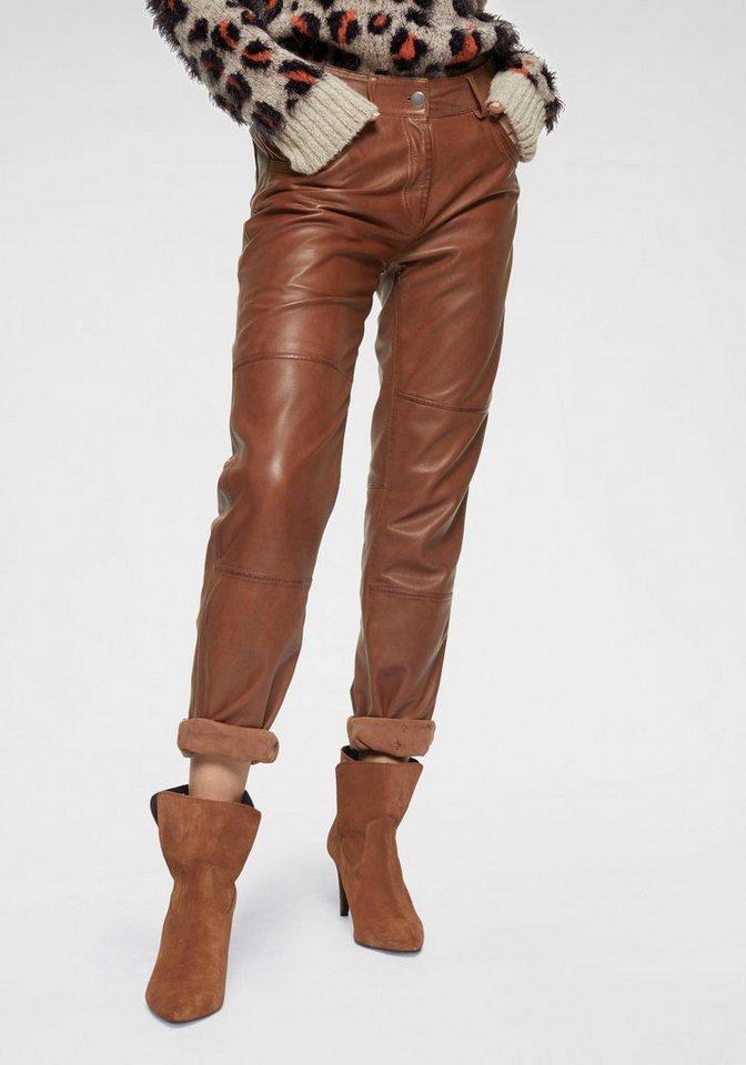 guido maria kretschmer -  Lederhose im modischem Design