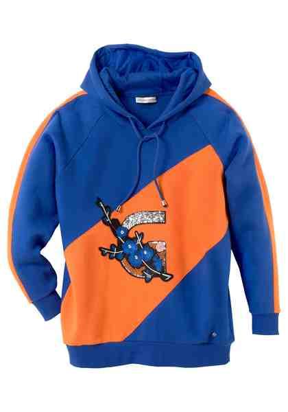 GUIDO MARIA KRETSCHMER Kapuzensweatshirt in aktueller Farbgebung