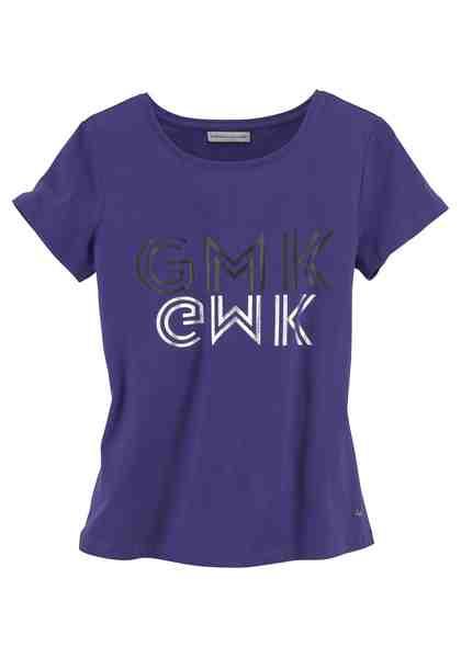 GUIDO MARIA KRETSCHMER T-Shirt mit modischem Logodruck