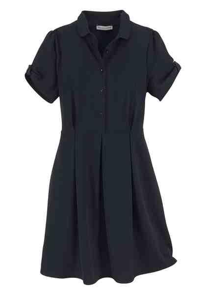 GUIDO MARIA KRETSCHMER Blusenkleid mit knöpfbarem Ärmel