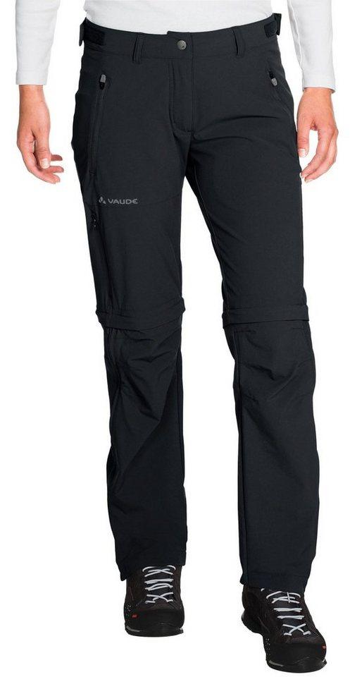 c292cecd95ac VAUDE Hose »Farley Stretch ZO T-Zip Pants Women«, PFC-frei: ja online  kaufen | OTTO