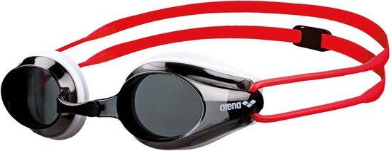 Arena Schwimmsportzubehör »Tracks Goggles Kinder«
