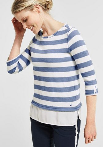 CECIL Пуловер с круглым вырезом »Astri...
