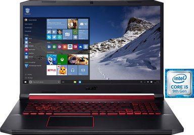 Acer AN517-51-57NL Notebook (43,94 cm/17,3 Zoll, Intel Core i5, 512 GB SSD)