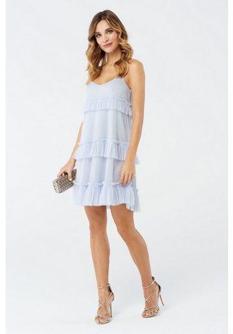 Платье с Spaghettiträgern