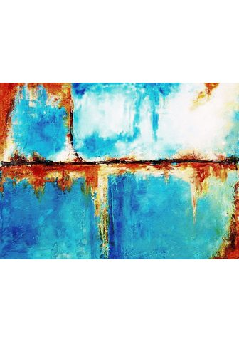 Dekoracija »Blauer Horizont« (80/35/60...