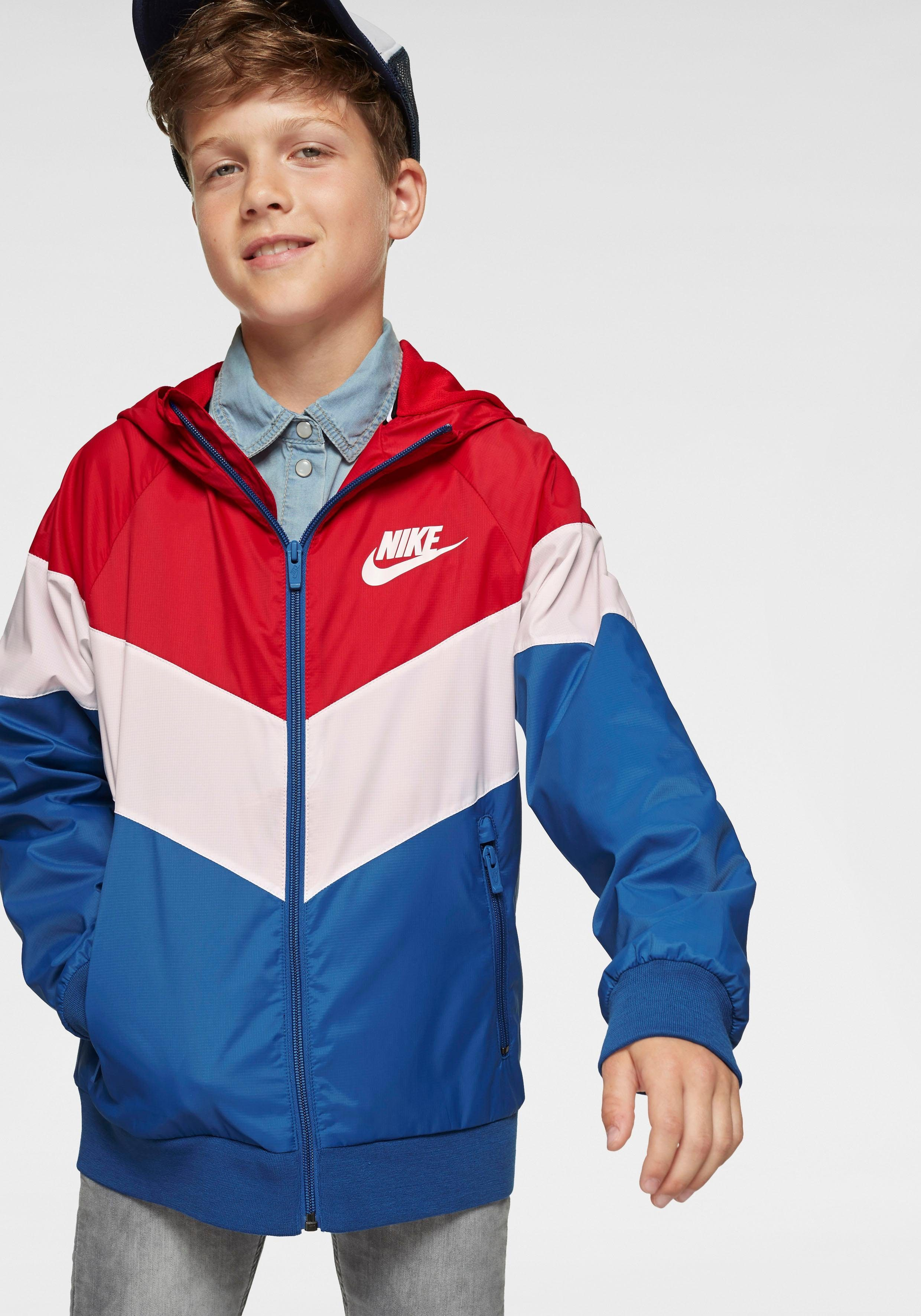 KaufenOtto Nike Windbreaker Jacket« »boys Sportswear Online OiZkXuP