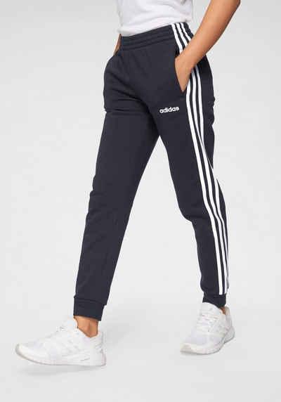 adidas Jogginghose »YOUTH GIRL ESSENTIAL 3 STRIPES PANT«