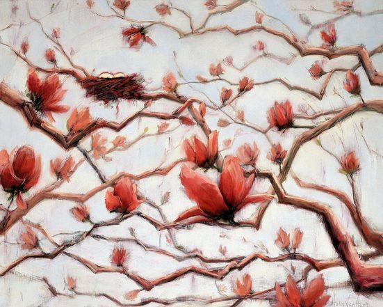 Kunstdruck »VAN HART / Volle Blüten«
