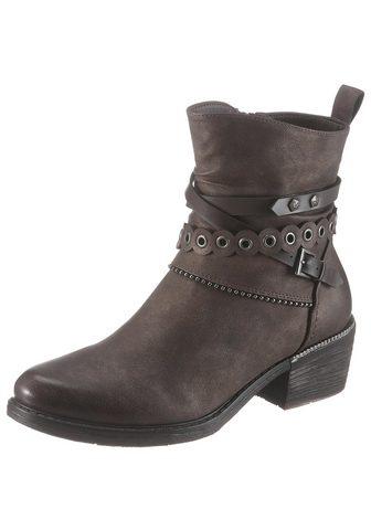 REMONTE Kaubojiško stiliaus batai