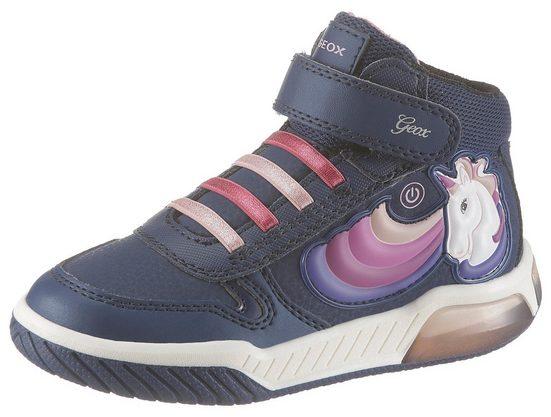 Geox Kids »Inek Girl« Sneaker mit weichem Softfußbett