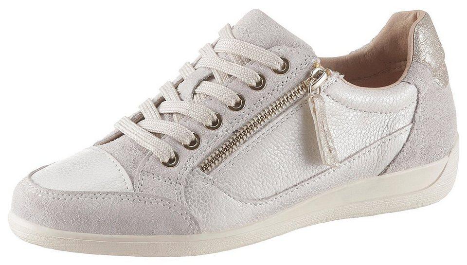pretty nice 2b927 c82bc Geox »DONNA MYRIA« Sneaker mit patentierter Geox-Membran online kaufen    OTTO