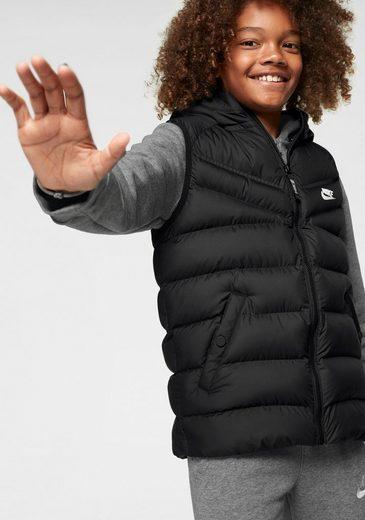 Nike Sportswear Steppweste »BOYS NIKE SPORTSWEAR VEST FILLED«