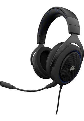 CORSAIR »HS50 STEREO« Žaidimų laisvų rankų įra...