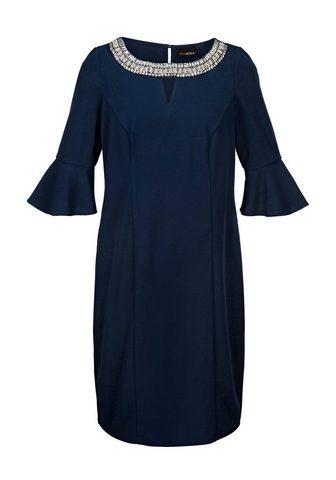 MIAMODA Платье с богато geschmücktem выре...