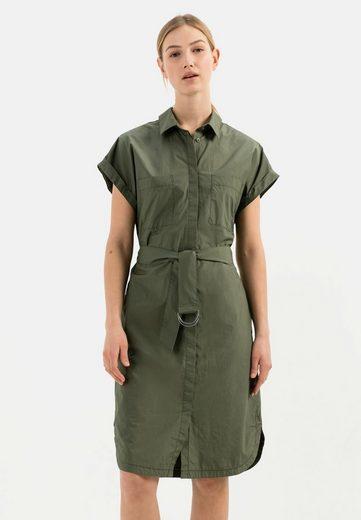 camel active Blusenkleid »Blusenkleid aus Organic Cotton«
