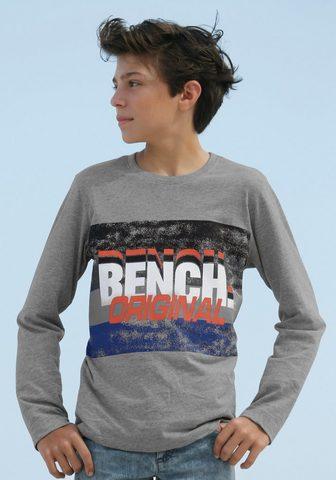 BENCH. Кофта с длинными рукавами
