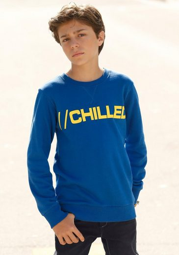 Arizona Sweatshirt »CHILLED«