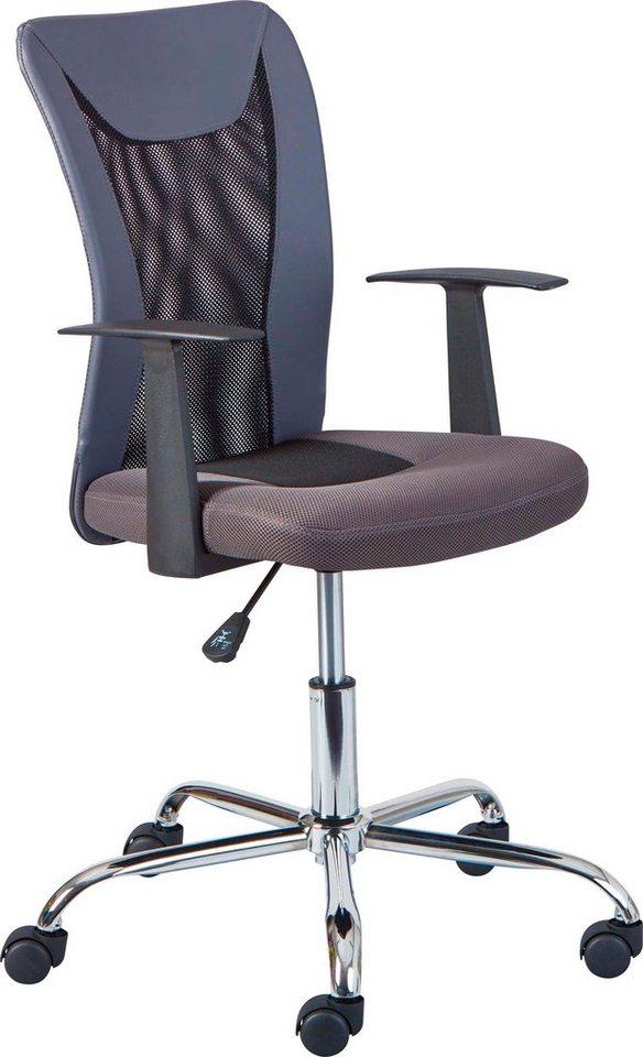 Bürostühle - INOSIGN Drehstuhl »Donny« » grau  - Onlineshop OTTO