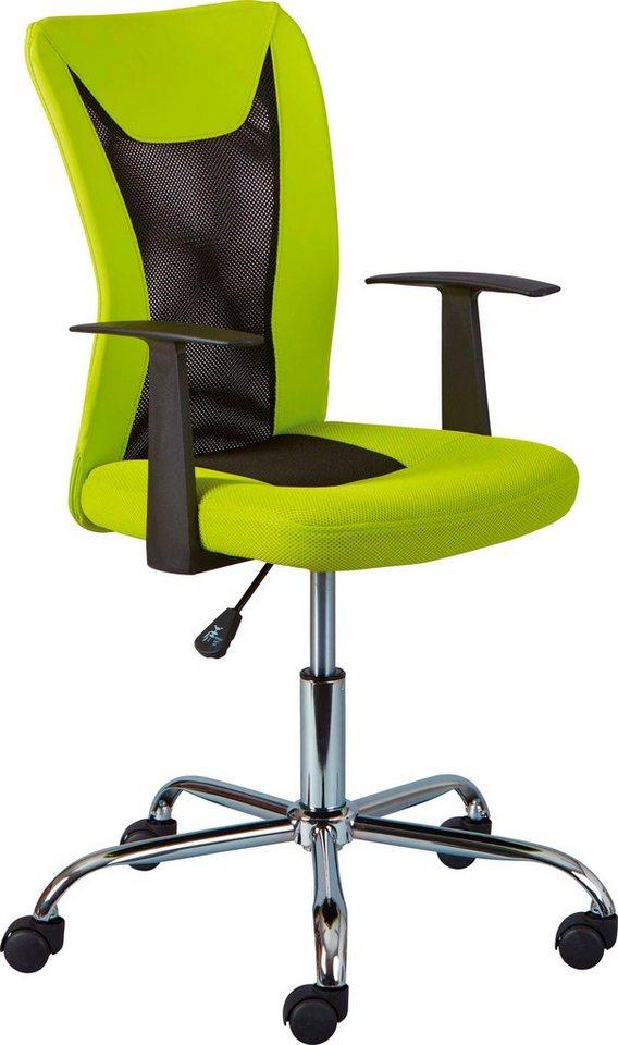 Bürostühle - INOSIGN Drehstuhl »Donny« » grün  - Onlineshop OTTO