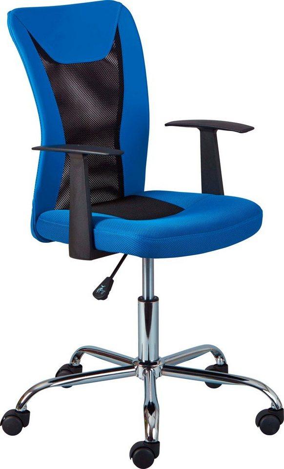 Bürostühle - INOSIGN Drehstuhl »Donny« » blau  - Onlineshop OTTO