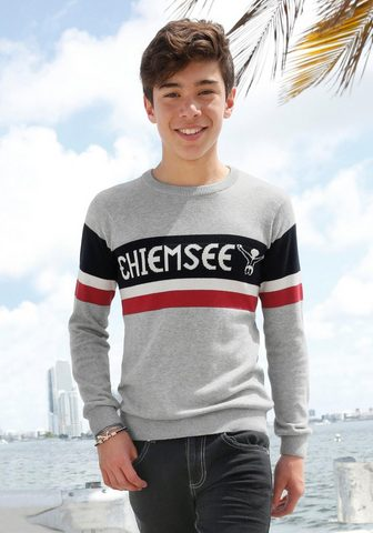 CHIEMSEE Трикотажный пуловер