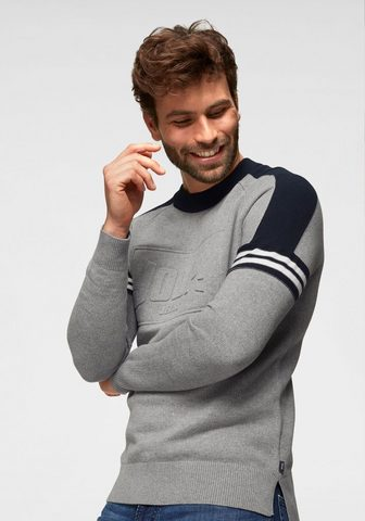 Joop джинсы пуловер с круглым вырезом ...