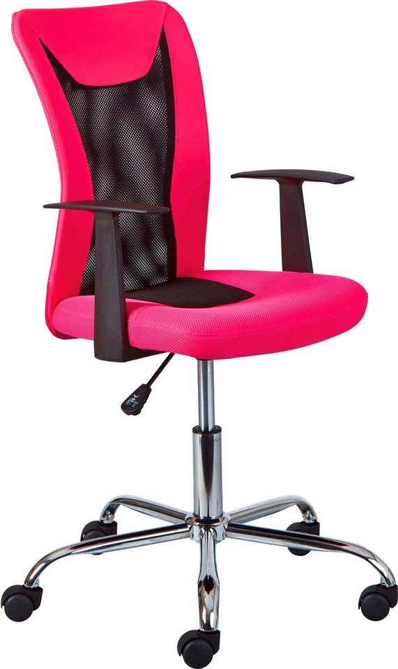 Bürostühle - INOSIGN Drehstuhl »Donny« » rosa  - Onlineshop OTTO