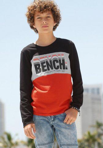 BENCH. Marškinėliai ilgomis rankovėmis