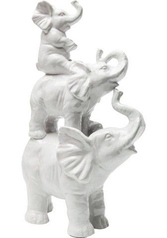 KARE Dekoracija »Elephant Family«