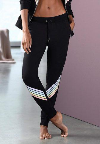 BUFFALO Sportinio stiliaus kelnės »Rainbow«
