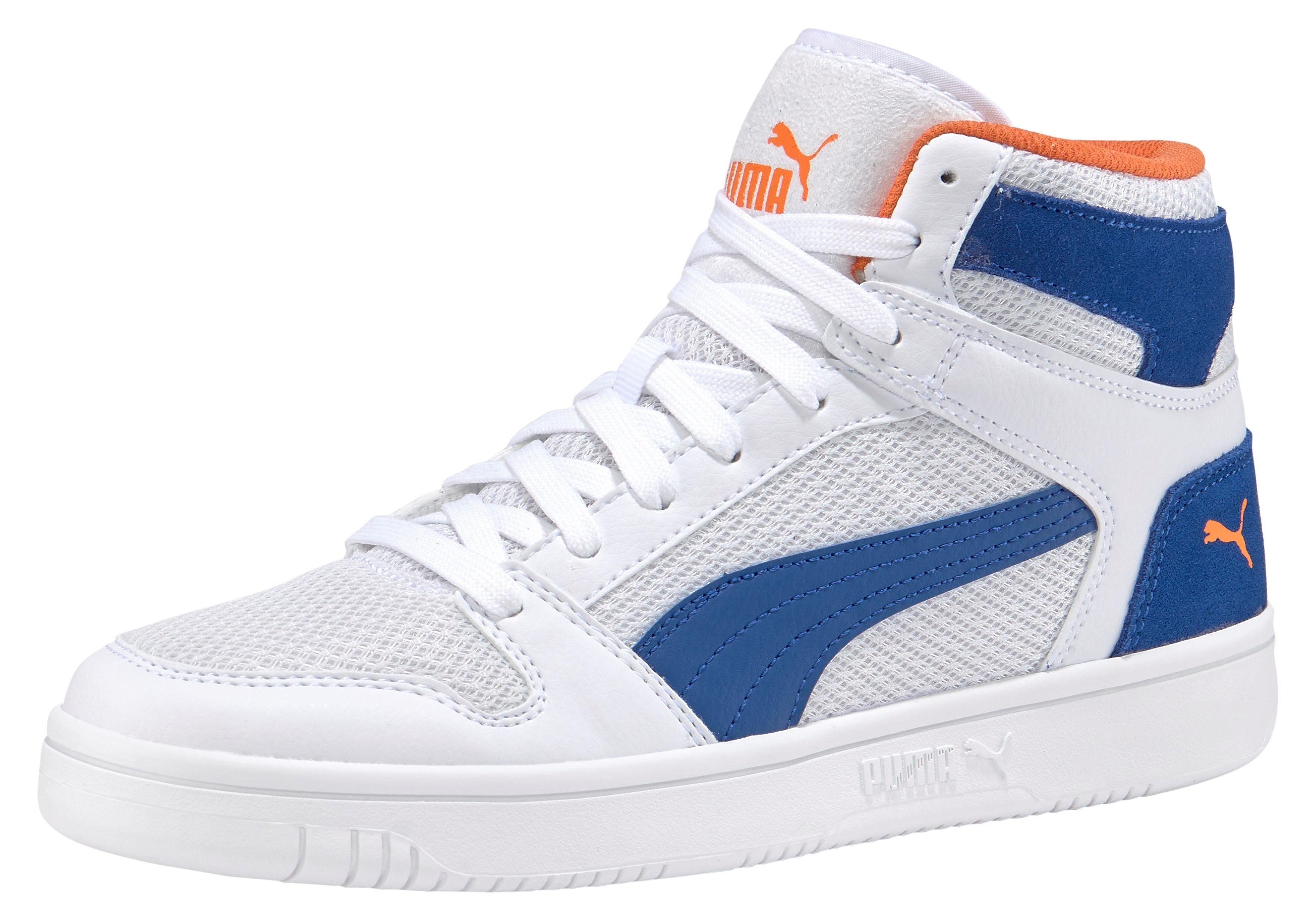 PUMA »Rebound LayUp Mesh« Sneaker, Modischer Sneaker von Puma online kaufen | OTTO