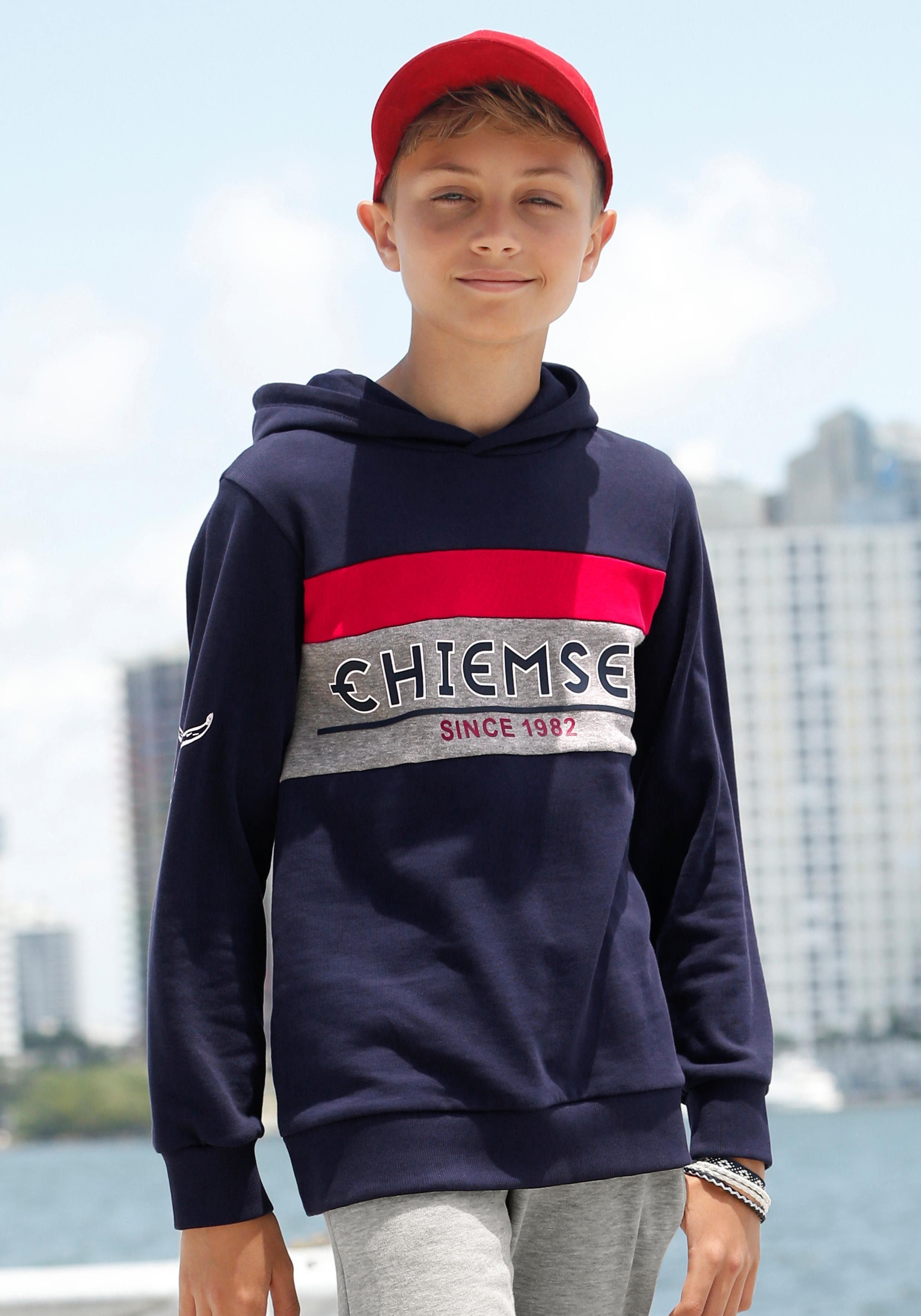 Chiemsee Kapuzensweatshirt mit coolen Drucken | OTTO
