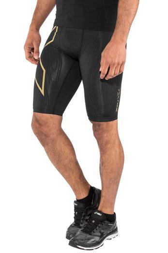 2xU Hose »MCS Run Compression Shorts Herren«