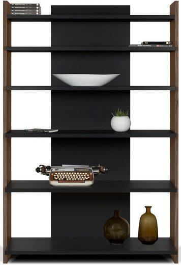 TemaHome Regal »Niko«, im moderner Holzoptik und schönem Design, Breite 126 cm